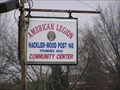 "Image for American Legion ""Hackler-Wood Post 145""  Bristol Tennessee"