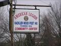 "Image for American Legion ""Hackler-Wood Post 145""  Bristol Tennessee"