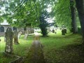 Image for Parish Church of St Mary and St Lawrence Churchyard - Cauldon, Stoke-on-Trent, Staffordshire, UK.