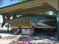 Image for World's Largest Tiger Muskie - Nevis, Minnesota