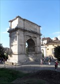 Image for Arch of Titus - Rome, Italy