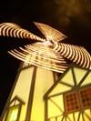 Andersen's Restaurant windmill