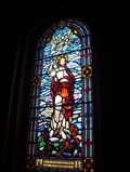 Image for First United Methodist Church Stained Glass, Dresden, TN
