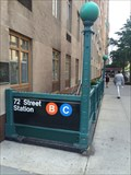Image for 72nd Street / W. Central Park Station - New York, NY