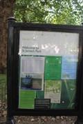 Image for St. James Park -- Westminster, London, UK