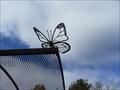 Image for Le papillon recyclé.  -Blainville.   -Québec.