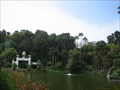 Image for Mohandas Gandhi- Self Realization Fellowship Lake Shrine Temple, Pacific Palisades California USA
