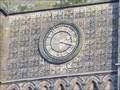 Image for Christ Church Tower Clock - Crewe, Cheshire, England, UK.
