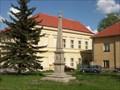 Image for Pametní obelisk Jaroslava Bority z Martinic - Smecno, CZ