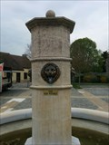 Image for Lions de la fontaine, Montereau-sur-le-Jard - 77, France