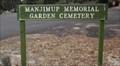 Image for Memorial Garden Cemetery - Manjimup,  Western Australia
