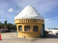 Image for Frisbee's Ice Cream Cone - Mims, Florida