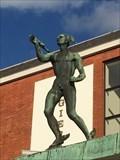 Image for Planeten Merkur - Merkur romersk gud for handel - Odense, Denmark