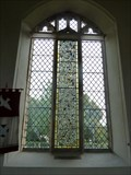 Image for Stained Glass Windows, St Andrew's Church - Walberswick, Suffolk