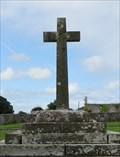 Image for Preaching Cross - St Nicholas & St John - Pembroke, Wales.