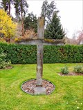 Image for St. Stephen's Anglican Church Cross - Summerland, BC