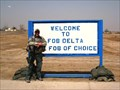Image for Welcome to FOB Delta, Al Kut, Iraq