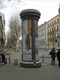 Image for Colonne Morris - Avenue Victor Hugo - Aix en Provence, Paca, France