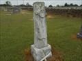 Image for H. Treadway Davis - Oakwood Cemetery - Wewoka, OK