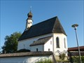 Image for Katholische Filialkirche St. Nikolaus und Johannes Baptist - Sondermoning, Lk Traunstein, Bavaria, Germany