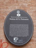 Image for Statue of S. Petronio - Bologna - ER - Italy