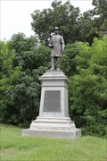 Image for CPT Andrew Hickenlooper, USA -- Vicksburg NMP, Vicksburg MS