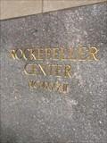 Image for Rockefeller Center - 1932 - New York, NY