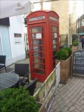 Image for Red Telephone Box, Church Street, Worcester, Worcestershire, England