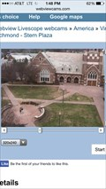 Image for Stern Hall Webcam - Richmond, VA