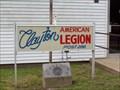 "Image for ""Clayton Post 286"", Clayton, Illinois"