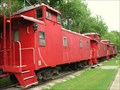Image for Wildlife Prairie Park cabooses - Hanna City, IL