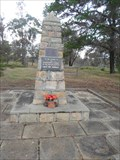 Image for Jingalup War Memorial -  Jingalup , Western Australia