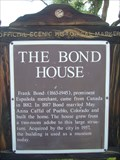 Image for The Bond House