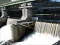 Image for Woonsocket Falls Dam Falls - Woonsocket, Rhode Island