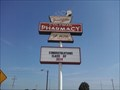 Image for Coleman Pharmacy Sign - Alma AR