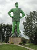 Image for Jolly Green Giant - Blue Earth, Minnesota