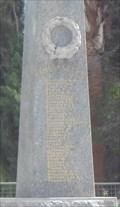 Image for Belmont War Memorial -  Bentley. Western Australia