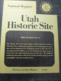 Image for FIRE STATION NO.8 - Salt Lake City, Utah