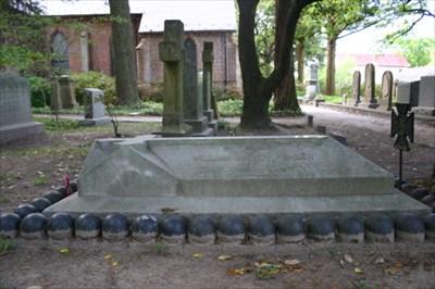 William Dorsey Pender's Grave