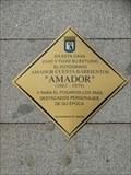 Image for AMADOR CUESTA BARRIENTOS - Madrid - Spain