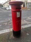 Image for Victorian Pillar Box - Capworth Street - Leytonstone - London - UK