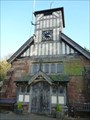 Image for St Mary and All Saints Church Tower -  Whitmore, Newcastle -under-Lyme, Staffordshire.