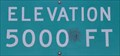 Image for Calif. Hwy. 44 - Elevation 5000