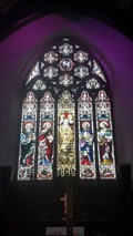 Image for Stained Glass Windows - St Saviour's - Nottingham, Nottinghamshire