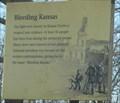 Image for Bleeding Kansas -- Marais des Cygnes SHS, Linn Co. KS