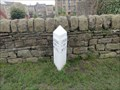 Image for Leeds Liverpool Canal Milestone – Skipton, UK