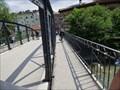 Image for Love Padlocks Ponte Aquila - Brixen, Trentino-Alto Adige, Italy
