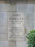 Image for James Brindley - Etruria, Stoke-on-Trent, Staffordshire, UK.