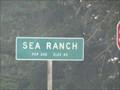 Image for Sea Ranch, CA - Pop 280
