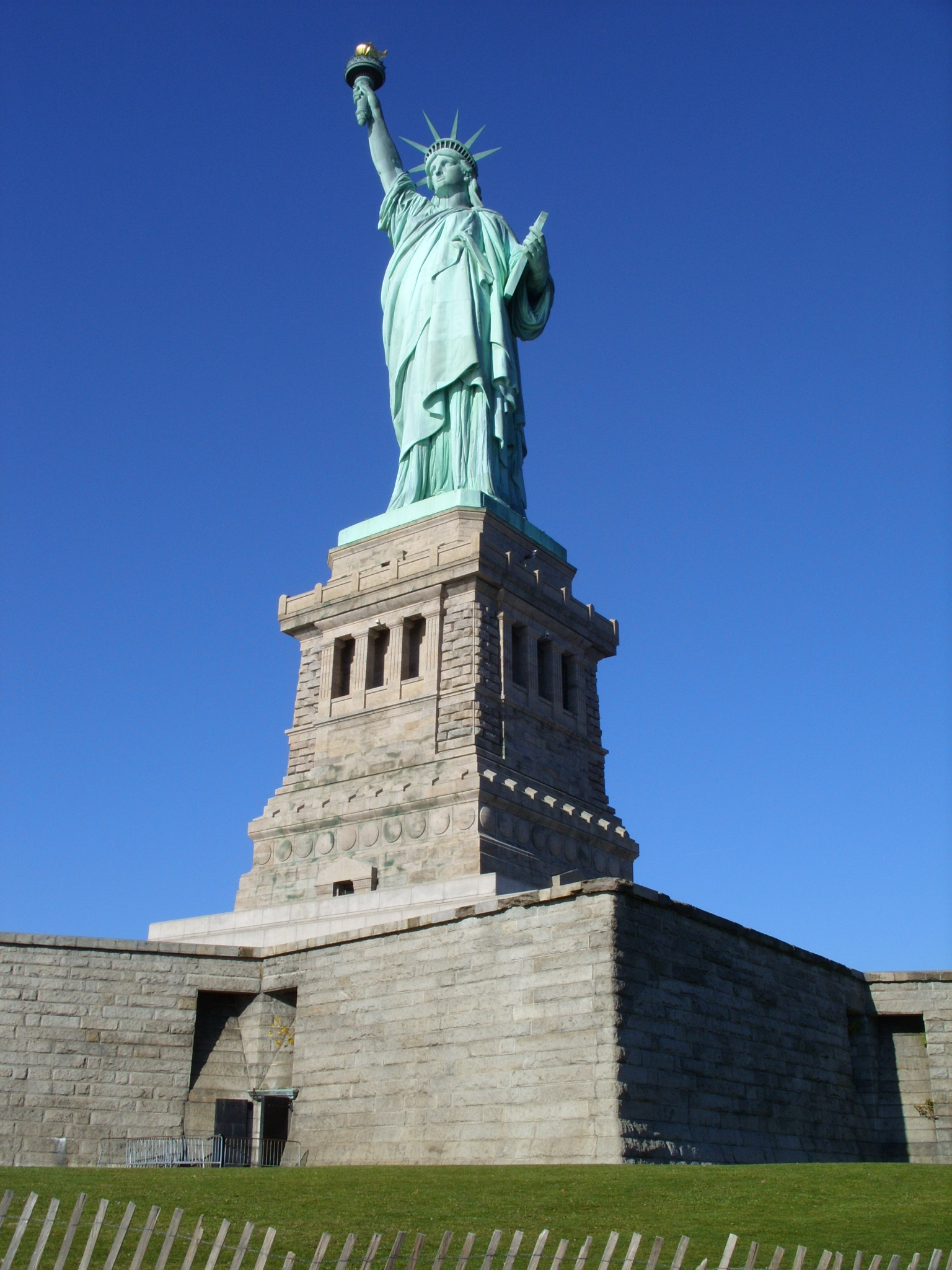 liberty national statue flickr pedestal park photos scottdunn of and the ra police b tickets by